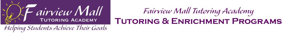 FairviewTutoring Logo